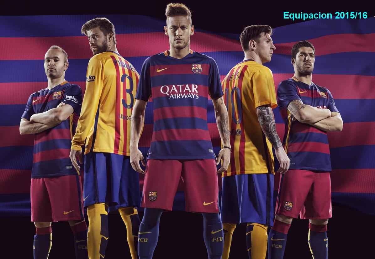 temporada 2015 2016 - FC Barcelona- da2e0b75e9934